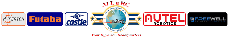 All e RC - Your Hyperion Headquarters and No. 1 Electric RC Source.